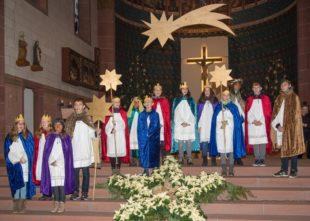 Oberharmersbacher Sternsinger sammeln für Kinder in Peru
