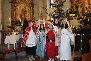 Sternsinger-Aktion im Entersbachtal