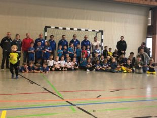 30 Teams boten tollen Jugendfußball