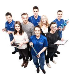 Schülernachmittag bei der JUNKER-Gruppe in Nordrach
