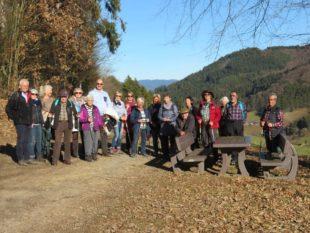 Wandern im historischen Prinzbach