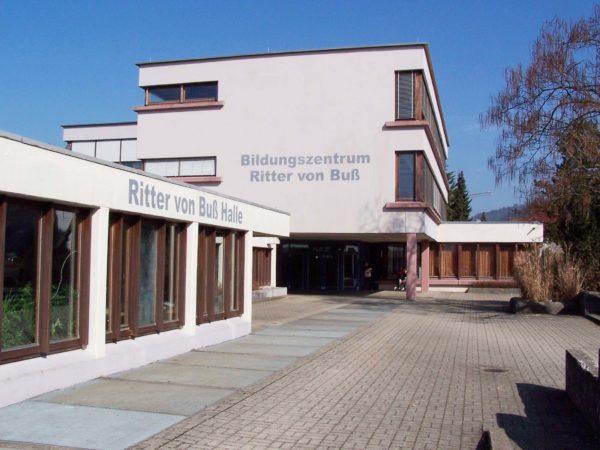 Bildungszentrum »Ritter von Buß«: »Tag der offenen Tür«