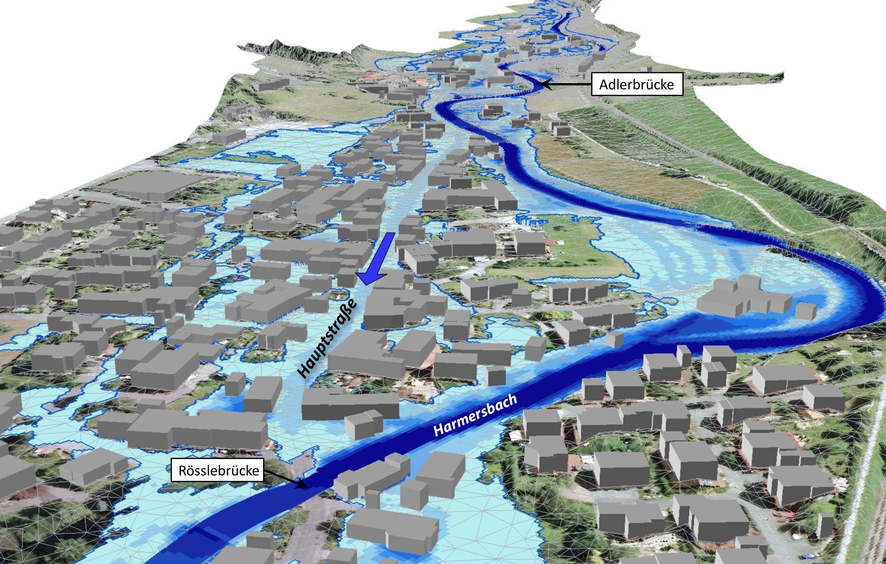 Hochwasser Wo Läufst Du Hin Schwarzwälder Post