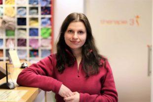Jana-Maria Herr verstärkt das Team der Physiotherapie-Praxis Müller