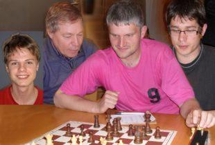 Schachclub Zell holt Tabellenführung