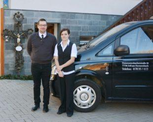 Rolf und Saskia Willmann führen das Familienunternehmen weiter