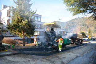 Verkehrsentwicklung beim Bildungszentrum ist weitgehend abgeschlossen