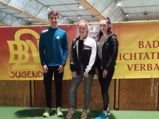 Starker Auftakt der Biberacher Leichtathleten in Mannheim