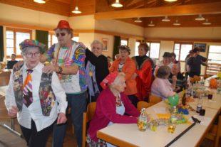 Nordracher Seniorennachmittag mit närrischem Programm