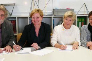 Bildungszentrum und Winkelwaldklinik beschließen Zusammenarbeit