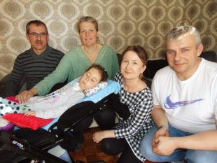 WKO-Spendenzauber für Olga