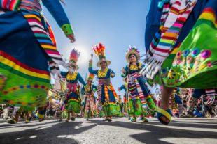 Buchautor Peter Martens kommt nach Zell und zeigt »Südamerika pur«