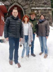 Reizvolle Winterstimmung auf dem Oberharmersbacher Hausberg