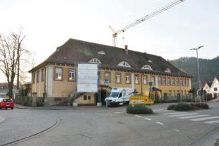 Sanierung des Untertorgebäudes durch die Firma Orbau ist ein Meilenstein der Stadtentwicklung
