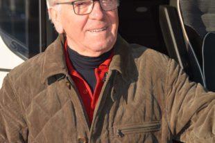 Busunternehmer Robert Schnurr kann seinen 80. Geburtstag feiern