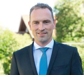 Richard Weith steht für ein Kreistagsmandat zur Wahl