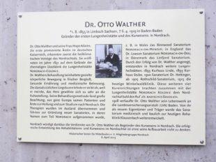 Vortrag über den Gründer der ersten Lungenheilstätte in Nordrach