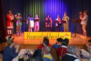 Kasperletheater: »Die Fasend tanzt Sirtaki«