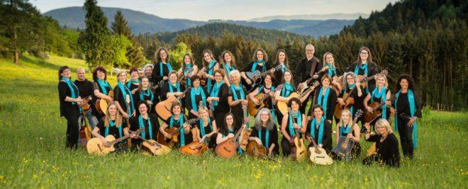 Gitarrenverein Nordrach: Benefizkonzert in der Kirche