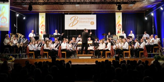 Musikverein Biberach: Frühjahrskonzert