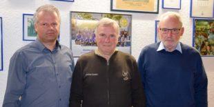 Vier neue Ehrenmitglieder beim FVB