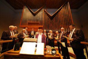 Männergesangsverein »Liederkranz« meistert Dirigentenwechsel