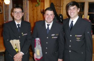 37 Einsätze und 22 Proben für die Feuerwehrabteilung Unterentersbach