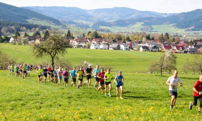 Turnverein 1898 Unterharmersbach: Offener Trainingslauf für den 5. TrailRUN21