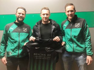 Eduard Jung kehrt als Spielertrainer zur DJK Prinzbach zurück