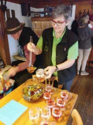 Erlebniswanderung »Langhärdle« mit Bärlauch-Kochworkshop