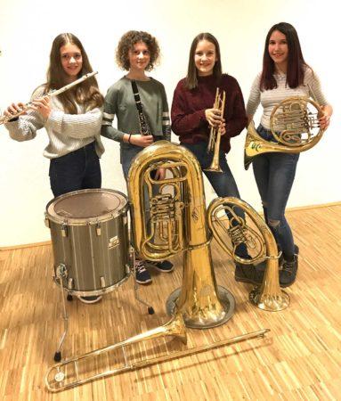 Musikverein Unterentersbach: Schnuppertag bei der Bläserjugend