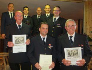 Neuer Kommandant der Zeller Feuerwehr heißt Philipp Schilli