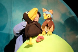 Puppentheater füllt »Obere Fabrik«