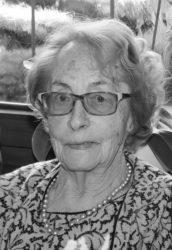 Ruth Lutz mit 95 sanft entschlafen