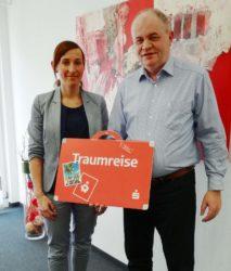 Frank Feuerstein gewinnt 5.000-Euro für Traumreise
