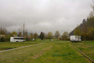 Wohnmobilstellplätze im Sportpark werden künftig privat bewirtschaftet