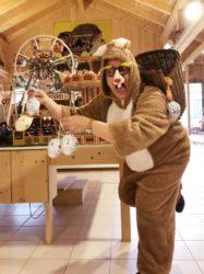 Nordracher Puppenmuseum: Ostereiersuche - Spaß für die ganze Familie