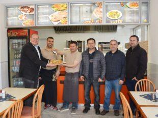 »Pizza Nordrach« hat mitten im Dorf eröffnet