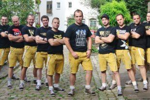 »S'isch Mai Fescht« in Oberharmersbach: Bla-Bli-Bla-Blasmusik rockt das Festzelt