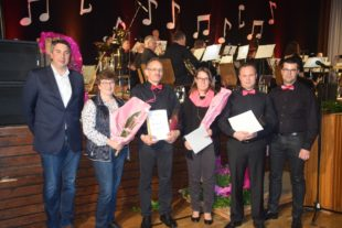 Ehrenmitgliedschaft im Blasmusikverband für Herbert Vollmer