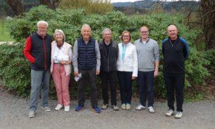 Einsteigerturnier im Golfclub Gröbernhof: