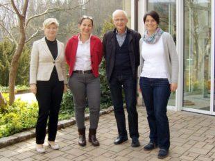 Treffen von drei Geriatern des Kinzigtals in der Winkelwaldklinik