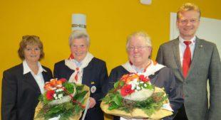 55 Jahre im Deutschen Roten Kreuz