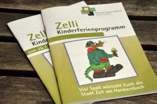 Die Vorbereitungen für das Zelli- Programm 2019 haben begonnen