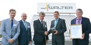 Junker-Award an die Prototyp-Werke verliehen