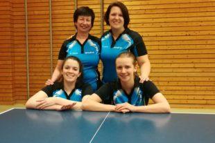 Damen der DJK Oberharmersbach feiern Bezirksliga-Meisterschaft