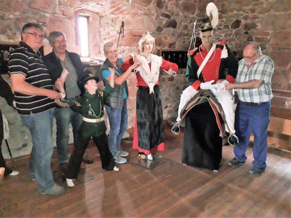 »Die Zeller Schützen« sind im Museum Kinzigtorturm in Gengenbach zu sehen
