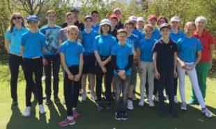 Jugendliche suchten Golfbälle