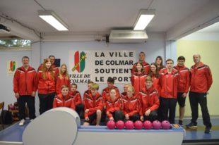 U18-Jungs bringen Nationalteam ins Schwitzen