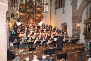 Berührendes Konzerterlebnis in der Pfarrkirche